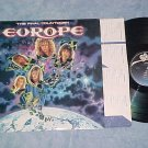 EUROPE--THE FINAL COUNTDOWN--NM 1988 LP--Epic E-40241