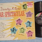 COUNTRY MUSIC STAR SPECTACULAR-NM/VG++ shrink Cmpltn LP