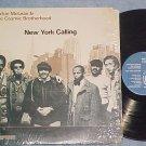 JACKIE McLEAN-NEW YORK CALLING-NM/VG+ in shrink 1976 LP