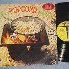 LUIZ HENRIQUE & WALTER WANDERLEY--POPCORN-1967 Promo LP