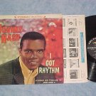 JOHNNY NASH--I GOT RHYTHM--VG++/VG+ 1959 LP--STEREO