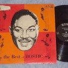 "EARL BOSTIC-THE BEST OF BOSTIC-VG+1956 LP-2 Inch ""KING"""
