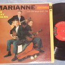 THE EASY RIDERS/TERRY GILKYSON-MARIANNE--NM/VG+ 1957 LP