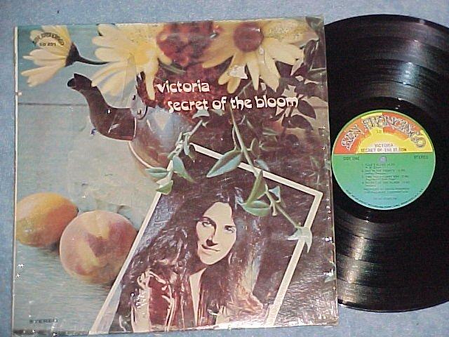 VICTORIA-SECRET OF THE BLOOM--VG++/VG+ 1970 LP w/Insert