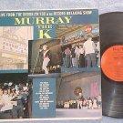 MURRAY THE K-LIVE FROM THE BROOKLYN FOX-1962 LP-KFM lbl