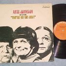 ARTE JOHNSON-YOU'RE ON THE AIR!--1971 LP--GNP Crescendo