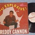 THE EXPLOSIVE FREDDY CANNON--Mono 1960 LP--Swan 502