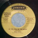 45-DELLA REESE-IN THE STILL OF THE NIGHT-'69-Jubilee-NM