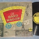 THE BAND WAGON-VG+ 1953 Sdk LP-MGM E-3051--Fred Astaire