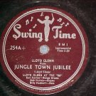 78-LLOYD GLENN & Quartet-CHICA BOO--1950-Swing Time 254