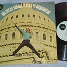 MR OSCAR BROWN JR GOES TO WASHINGTON-NM 1966 LP-Fontana