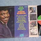 THE BEST OF PERCY SLEDGE--VG+ LP--Atlantic SD-8210