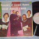 SELAH JUBILEE CHOIR-A TREASURY OF GOSPEL HYMNS--VG++ LP