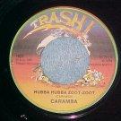 NM 45-CARAMBA-HUBBA HUBBA ZOOT-ZOOT-'81-Trash! TRAS-1-D