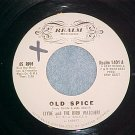 VG++ WL Promo 45--CLYDE/BIRD WATCHERS--OLD SPICE--Realm