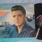 ELVIS PRESLEY--ELVIS' CHRISTMAS ALBUM--Monaural 1965 LP