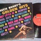 CHUCK BERRY'S GOLDEN HITS--VG+ 1967 LP--Mercury 21103