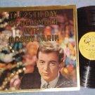 BOBBY DARIN-25th DAY OF DECEMBER--VG++ 1960 LP-Harp lbl