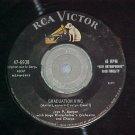 45--JAYE P. MORGAN--GRADUATION RING--Mistake Record--NM