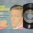 45 w/PS--RICHARD CHAMBERLAIN--ALL I HAVE TO DO IS DREAM