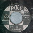 Promo 45--THE CASHMERES--SATISFIED--1961--Lake 705