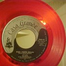 Red Vinyl 45-BIG JOHN & BLENDS--BABY YOU'RE WRONG--1964