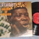 OLATUNJI-DRUMS OF PASSION-NM/VG+ 1960 LP-Columbia 6-eye