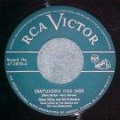 45-GLENN MILLER-CHATTANOOGA CHOO CHOO-RCA 47-2858--VG++