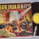 LEONARD MacCLAIN-THEATRE ORGAN IN HI-FI-NM 1956 LP-Epic