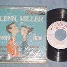 EP w/PS-GLENN MILLER-ELMER'S TUNE--RCA EPAT-429--NM/VG+