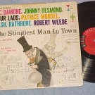 THE STINGIEST MAN IN TOWN-VG++/VG+ '56 TV Soundtrack LP