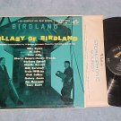 LULLABY OF BIRDLAND--12 arrangmts by 12 grps--NM/VG+ LP