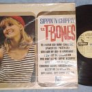 THE T-BONES-SIPPIN 'N CHIPPIN-NM Stereo shrink Promo LP