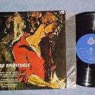 """NEGRO SPIRITUALS--NM/VG+ 10"""" France LP--A Coeur Joie"""