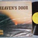 MOD-MODS-HEAVEN'S DOOR--NM LP-Rep 102--Morton Downey Jr