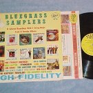 BLUEGRASS SAMPLERS-NM/VG+ 1962 LP-Starday 183-w/o Price
