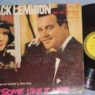 SOME LIKE IT HOT-Sdk LPw/Jack Lemmon at Piano & Singing