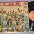 LOS CHAVALES DE ESPANA PRESENTE--NM/VG++ 1963 LP--Tico