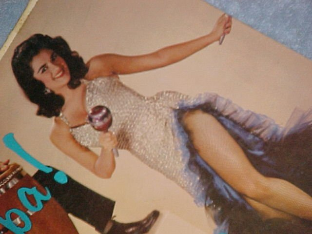 MONQUITO/MARIN/MARQUEZ--ARRIBA!--1959 LP ~Cheesecake~