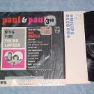 PAUL AND PAULA SING FOR YOUNG LOVERS--NM shrink 1963 LP