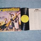 MUSIC OF ARGENTINA-NM shrink Stereo 1961 LP w/NM Insert