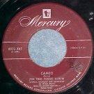 45-RALPH BURNS--CAMEO/LILETH-The Free Forms Album--1952