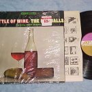 FIREBALLS w/Jimmy Gilmer-BOTTLE OF WINE-NM/VG++ 1968 LP