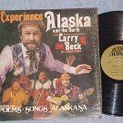 LARRY BECK-EXPERIENCE ALASKA--VG++ Private Mono 1980 LP
