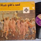 HEUTE GEHT'S RUND--NM/VG '60's Germany LP on Telefunken
