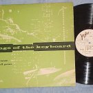 ART TATUM/ERROLL GARNER--KINGS OF THE KEYBOARD--1956 LP