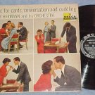 HARRY HERMANN-MUSIC FOR CARDS,CONVERSATION &CUDDLING-LP