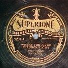 78-WALTER PETERSON--WHERE RIVER SHANNON FLOWS-Supertone