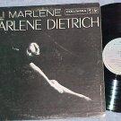 MARLENE DIETRICH--LILI MARLENE--NM/VG++ 1973 Reissue LP