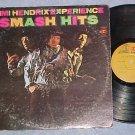 JIMI HENDRIX EXPERIENCE--SMASH HITS--1977 LP